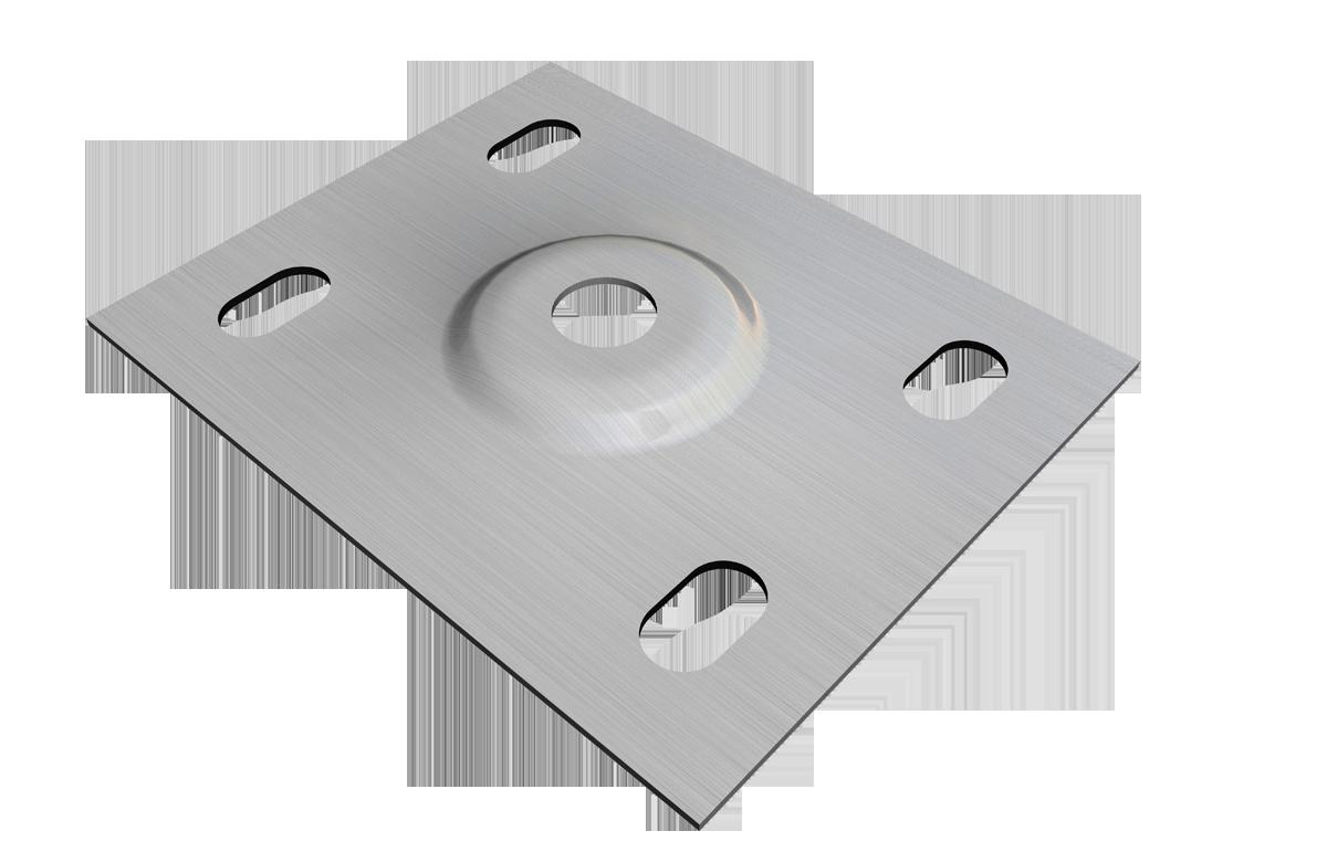 gray plate floor jack heavy duty