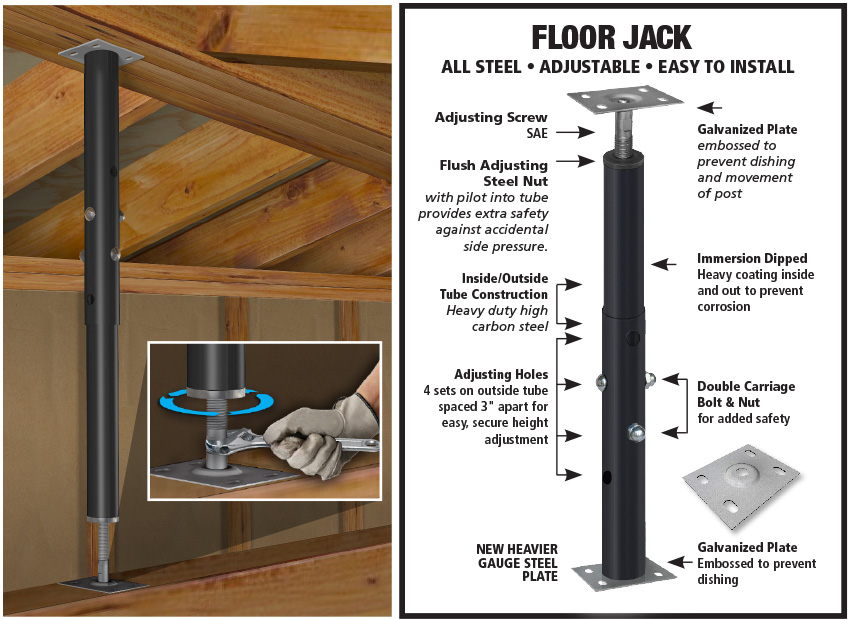 Tapco C 2 Floor Jack Carpet Vidalondon